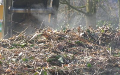 Composteren: het schoorsteeneffect