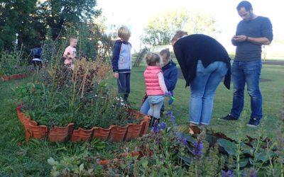 Laat je buurt bloeien! Najaarsconferentie Groen Dichterbij Leiden op 2 november